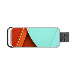 Thumb Lollipop Wallpaper Portable USB Flash (One Side)