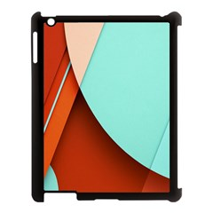 Thumb Lollipop Wallpaper Apple iPad 3/4 Case (Black)