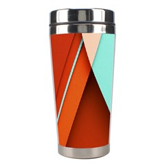 Thumb Lollipop Wallpaper Stainless Steel Travel Tumblers