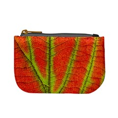 Unique Leaf Mini Coin Purses