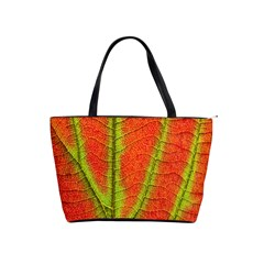 Unique Leaf Shoulder Handbags