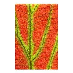 Unique Leaf Shower Curtain 48  x 72  (Small)