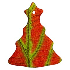 Unique Leaf Ornament (Christmas Tree)
