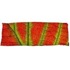 Unique Leaf Body Pillow Case Dakimakura (Two Sides)