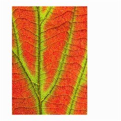 Unique Leaf Small Garden Flag (Two Sides)