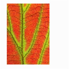 Unique Leaf Large Garden Flag (Two Sides)