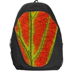 Unique Leaf Backpack Bag