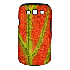 Unique Leaf Samsung Galaxy S III Classic Hardshell Case (PC+Silicone)