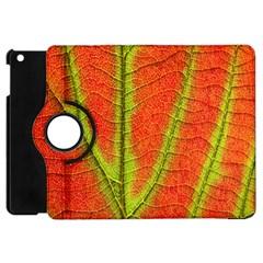 Unique Leaf Apple iPad Mini Flip 360 Case