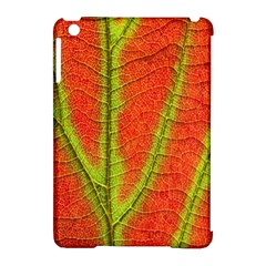 Unique Leaf Apple iPad Mini Hardshell Case (Compatible with Smart Cover)