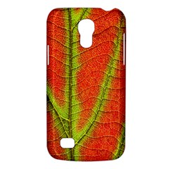 Unique Leaf Galaxy S4 Mini