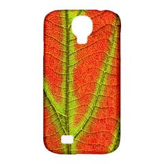 Unique Leaf Samsung Galaxy S4 Classic Hardshell Case (PC+Silicone)