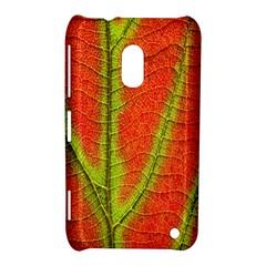 Unique Leaf Nokia Lumia 620