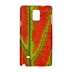 Unique Leaf Samsung Galaxy Note 4 Hardshell Case