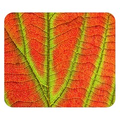 Unique Leaf Double Sided Flano Blanket (Small)