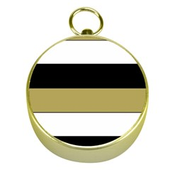 Black Brown Gold White Horizontal Stripes Elegant 8000 Sv Festive Stripe Gold Compasses