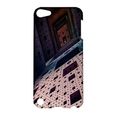 Industry Fractals Geometry Graphic Apple iPod Touch 5 Hardshell Case