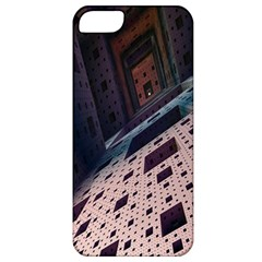 Industry Fractals Geometry Graphic Apple iPhone 5 Classic Hardshell Case
