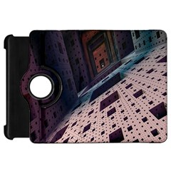 Industry Fractals Geometry Graphic Kindle Fire HD 7