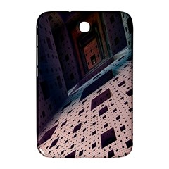 Industry Fractals Geometry Graphic Samsung Galaxy Note 8.0 N5100 Hardshell Case