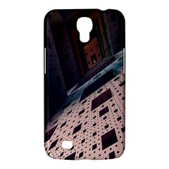 Industry Fractals Geometry Graphic Samsung Galaxy Mega 6.3  I9200 Hardshell Case