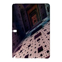 Industry Fractals Geometry Graphic Samsung Galaxy Tab Pro 12.2 Hardshell Case