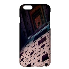 Industry Fractals Geometry Graphic Apple iPhone 6 Plus/6S Plus Hardshell Case