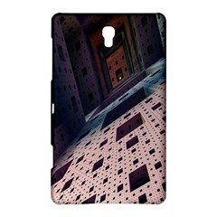Industry Fractals Geometry Graphic Samsung Galaxy Tab S (8.4 ) Hardshell Case