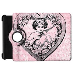 Heart Drawing Angel Vintage Kindle Fire HD 7