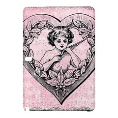 Heart Drawing Angel Vintage Samsung Galaxy Tab Pro 10.1 Hardshell Case