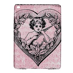 Heart Drawing Angel Vintage iPad Air 2 Hardshell Cases