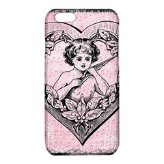 Heart Drawing Angel Vintage iPhone 6/6S TPU Case