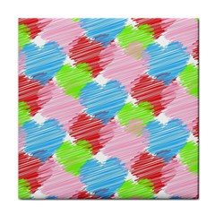 Holidays Occasions Valentine Tile Coasters