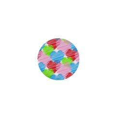 Holidays Occasions Valentine 1  Mini Magnets