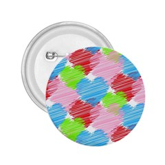Holidays Occasions Valentine 2.25  Buttons