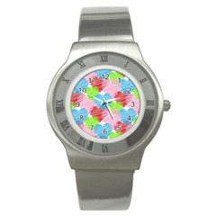 Holidays Occasions Valentine Stainless Steel Watch