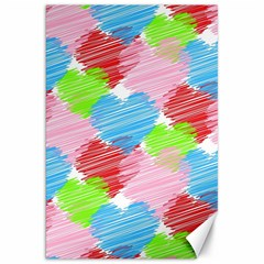 Holidays Occasions Valentine Canvas 20  x 30