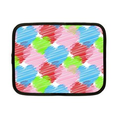 Holidays Occasions Valentine Netbook Case (Small)