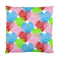 Holidays Occasions Valentine Standard Cushion Case (Two Sides)