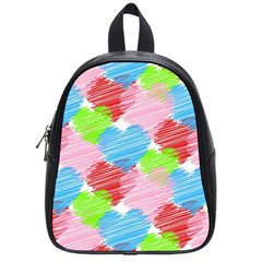 Holidays Occasions Valentine School Bags (Small)