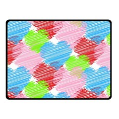 Holidays Occasions Valentine Fleece Blanket (Small)