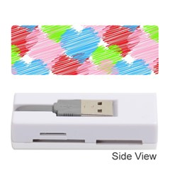 Holidays Occasions Valentine Memory Card Reader (Stick)
