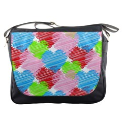 Holidays Occasions Valentine Messenger Bags