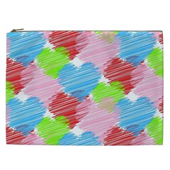 Holidays Occasions Valentine Cosmetic Bag (XXL)
