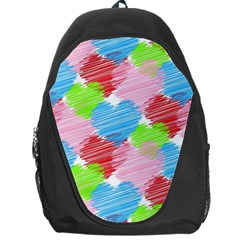 Holidays Occasions Valentine Backpack Bag