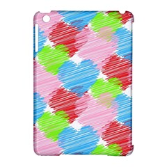 Holidays Occasions Valentine Apple iPad Mini Hardshell Case (Compatible with Smart Cover)