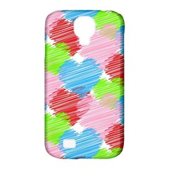 Holidays Occasions Valentine Samsung Galaxy S4 Classic Hardshell Case (PC+Silicone)