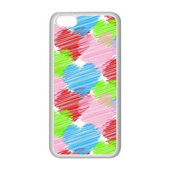 Holidays Occasions Valentine Apple iPhone 5C Seamless Case (White)