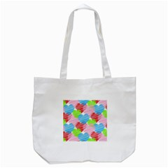 Holidays Occasions Valentine Tote Bag (White)