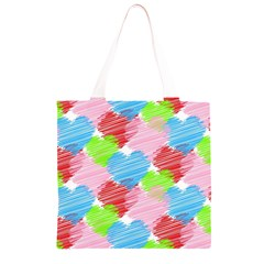 Holidays Occasions Valentine Grocery Light Tote Bag